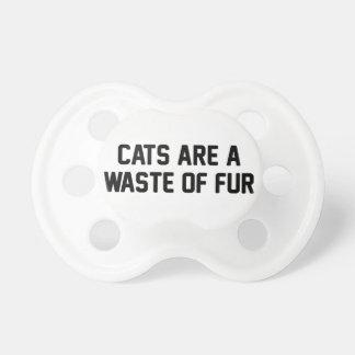 Het Afval van katten van Bont Fopspeen