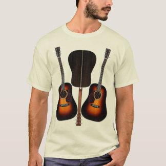 Het akoestische Overhemd van de Serie van de T Shirt