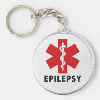Het alarm van de epilepsie sleutelhanger