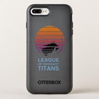 Het alternatieve Hoesje van iPhone van het Logo