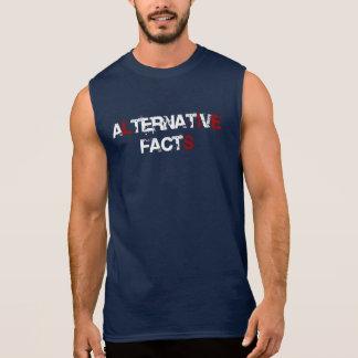 Het alternatieve Mouwloos onderhemd van het Mannen T Shirt