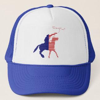 Het Amerikaanse Pet van de Cowboy