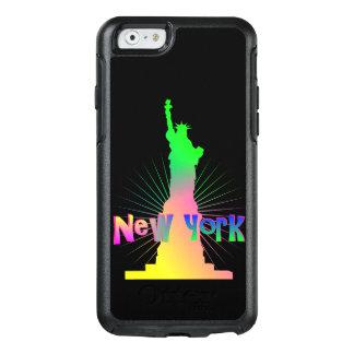 Het Amerikaanse Standbeeld van New York van de OtterBox iPhone 6/6s Hoesje