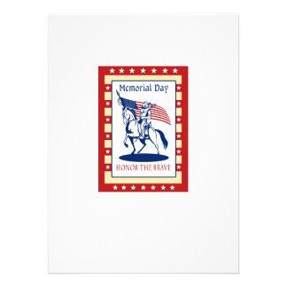 Het Amerikaanse Wenskaart van het Poster van de Da Persoonlijke Aankondiging