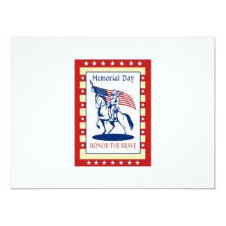 Het Amerikaanse Wenskaart van het Poster van de Da Aankondigingen