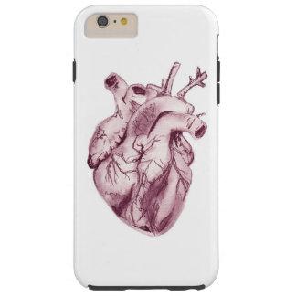 Het anatomische Hoesje van IPhone van het Hart