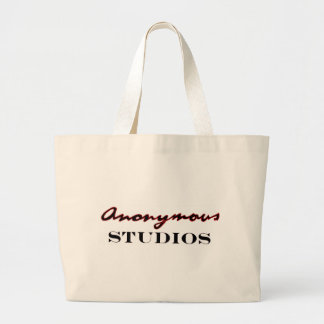Het anonieme Logo van Studio's Grote Draagtas