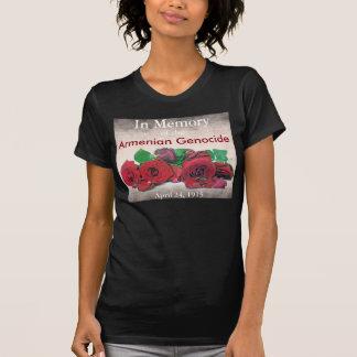 Het Armeense Overhemd van de Volkerenmoord T Shirt