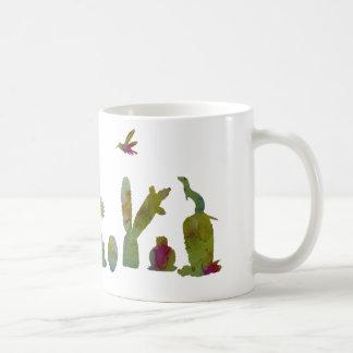 Het art. van cactussen koffiemok