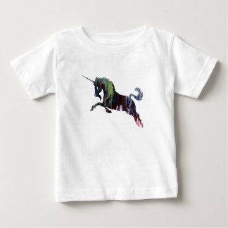 Het Art. van de eenhoorn Baby T Shirts