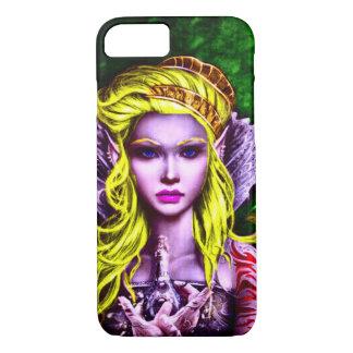 Het Art. van de Fantasie van de Prinses van Faerie iPhone 7 Hoesje