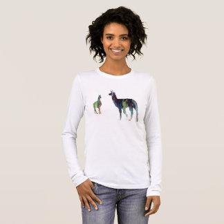 Het art. van de lama t shirts