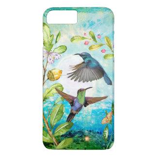Het Art. van de Minnaar van de Natuur van de iPhone 8/7 Plus Hoesje