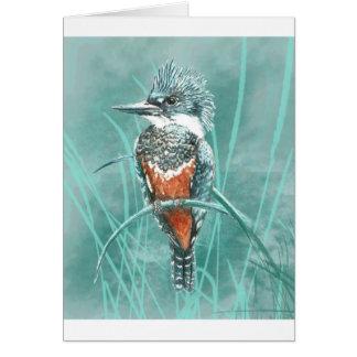 Het Art. van de Natuur van de Vogel van de Briefkaarten 0