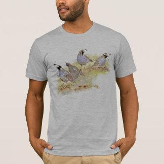Het art. van de Natuur van de Vogel van de Staat T Shirt