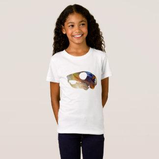 Het Art. van de Schedel van de eekhoorn T Shirt