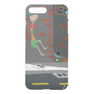 Het Art. van de straat iPhone 8/7 Plus Hoesje