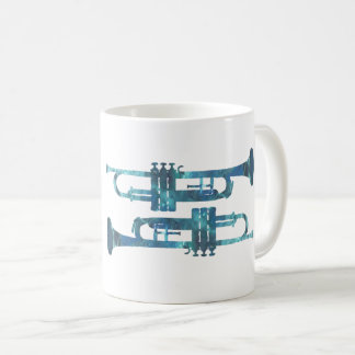 Het Art. van de trompet Koffiemok