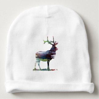 Het art. van elanden baby mutsje