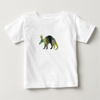 Het Art. van het aardvarken Baby T Shirts