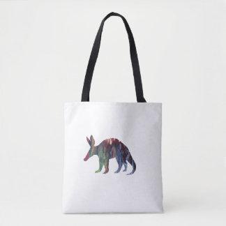 Het Art. van het aardvarken Draagtas