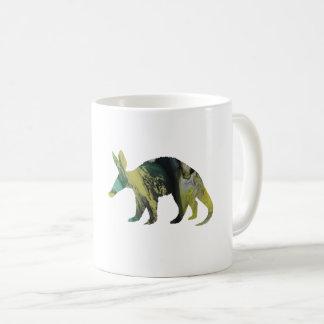 Het Art. van het aardvarken Koffiemok