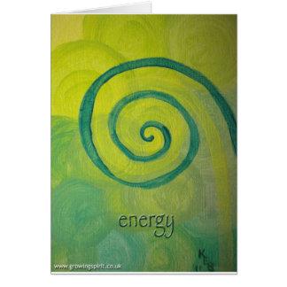 Het Art. van het Hart van de energie Briefkaarten 0