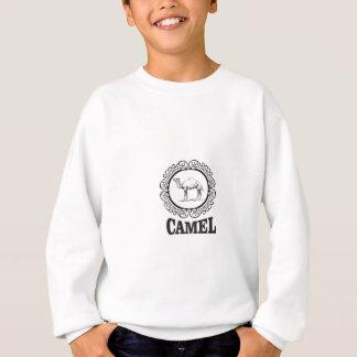 het art. van het kameellogo trui