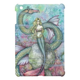 Het art. van het Serpent van de Meermin en van het iPad Mini Cases