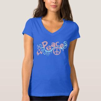 Het Art. van het Teken van de vrede T Shirt