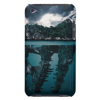Het Artistieke Eiland van de abstracte Fantasie iPod Touch Hoesje