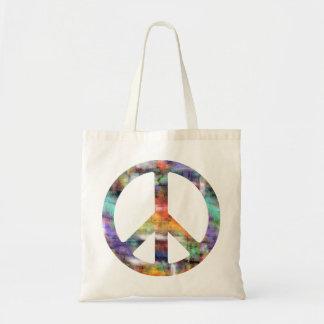 Het artistieke Teken van de Vrede Draagtas