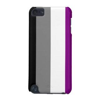 Het aseksuele hoesje van het vlag iPod speck