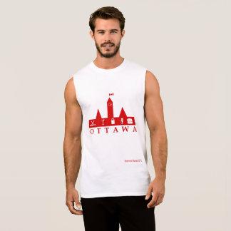Het Atletische Overhemd van het Mannen van Ottawa T Shirt