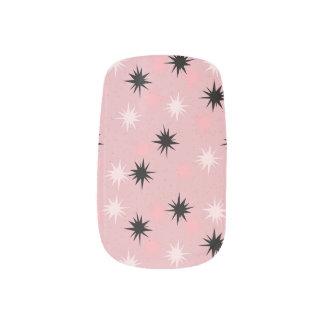 Het atoom Roze Minx Starbursts Art. van de Spijker Minx Nail Folie
