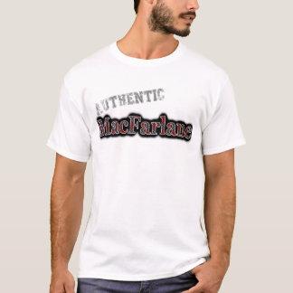 Het authentieke Ontwerp van de Naam van het T Shirt