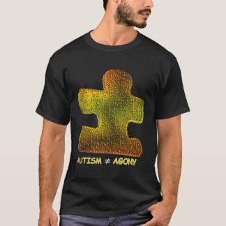 Het autisme betekent geen Ondraaglijke pijn T Shirt