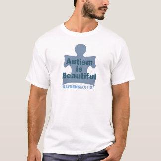 Het autisme is mooi t shirt