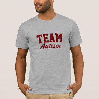 Het Autisme van het team T Shirt