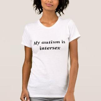Het Autisme van Intersex T Shirt