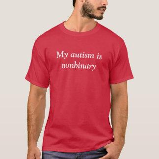 Het Autisme van Nonbinary T Shirt