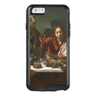 Het avondmaal in Emmaus, 1601 OtterBox iPhone 6/6s Hoesje