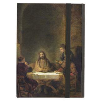 Het avondmaal in Emmaus, 1648 (olie op paneel) iPad Air Hoesje
