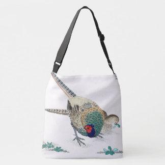 Het Aziatische Canvas tas van de Dieren van het