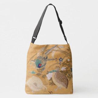 Het Aziatische Dierlijke Canvas tas van het Wild