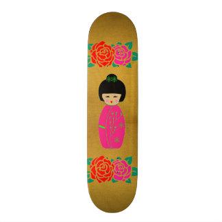 Het Aziatische Skateboard van Doll