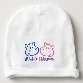 Het Baby die van Hippos van Widdo Merk kleden Baby Mutsje