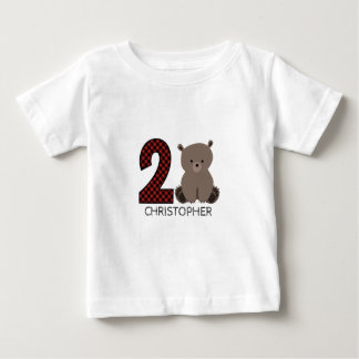 Het baby draagt Overhemd van de Verjaardag van de Baby T Shirts