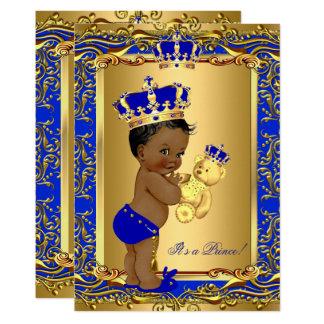 Het Baby shower van de Kroon van de Prins van Kaart