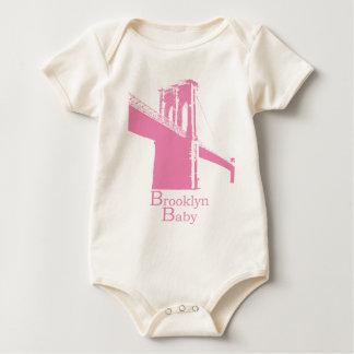 Het Baby van Brooklyn Baby Shirt